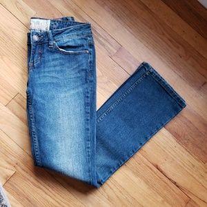 American Rag Blue Jeans Size 1 Slim